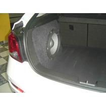 Caixa Selada Fibra Super Reforçada - Temos P/ Varios Carros.