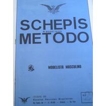 Schepis P/ Modelistas Metodo-modelista Masculino N 2