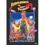 Aventureiros Do Bairro Proibido Dvd Decada 80 Sessao Tarde
