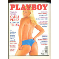 *sll*revista Playboy N.255 Carla Perez A Loura Do Tchan