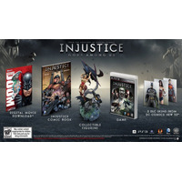 Injustice: Gods Among Us Collector