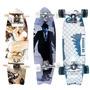 Skateboard Longboard Retro Cruiser Street Board Kronik #4674