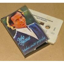 Cassete K7 Original Julio Iglesias Minhas Canções Preferidas