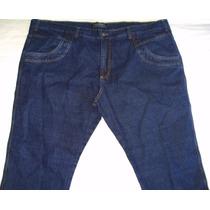 Calça Jeans Masculina Tamanho Grande 50 Ao 68 Plus Size
