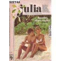 Julia Florzinha Aqueles Olhos Verdes Flora Kidd Edição 106