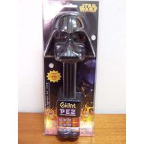 Raro Giant Pez Star Wars Darth Vader Dispenser Balas