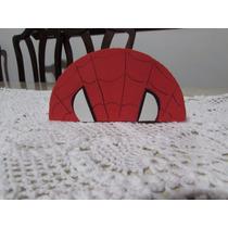 Homem Aranha Porta Guardanapo Em Eva