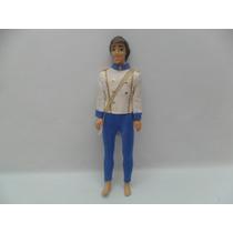 Boneco Mattel 1968 Príncipe Da Pequena Sereia. Indonésia