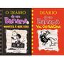2 Livro Diário De Um Banana 10 Bons Tempos 11 Vai Ou Racha