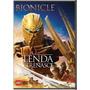Dvd * Bionicle : A Lenda Renasce * Novo Lacrado