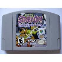 Cartucho Nintendo 64- Scooby Doo Classic Creep Capers - Veja