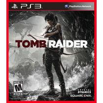 Tomb Raider 2013 Ps3 Leg. Portugues Br - Jogos Psn Digital
