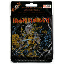 Patch Tecido - Iron Maiden - Live After Death (2011)- Import