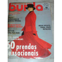 O Universo Da Moda Burda -outubro 94-com Moldes