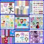 27 Kits Scrapbook Digital Alice No País Das Maravilhas