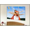 Painel Fotografico Personalizado Tri Vertical (180x120)cm