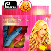 Kit Formadores De Cachos - Magic Leverag - Curl Formes