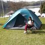 Barraca De Camping Nautika Cherokee Gt - 8/9 Lugares