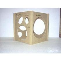 Medidor De Bexigas Fabricado Em Mdf -gabarito O Melhor Preço
