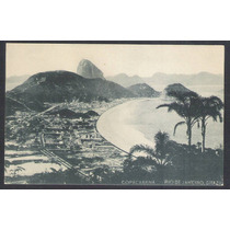 Postal Antigo, Copacabana Rio De Janeiro.