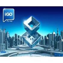 Navegador Gps, Igo 8 / Igo Primo E Igo Amigo 2012 P/ Central