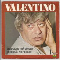 Valentino Guzzo-compacto-lp-vinil-vovó Mafalda-bozo-silvio
