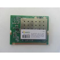 Cartão Minipci Routerboard R52- 350mw - Mikrotik Ufl