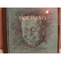Cd - Dick Farney - A Voz De... Original