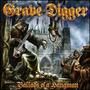Cd Grave Digger Ballads Of A Hangman [eua] Novo Lacrado