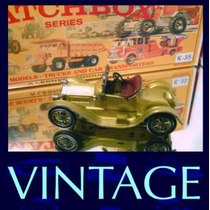 1969 Matchbox Lesney Cadilac Miniatura Carrinho Ferro