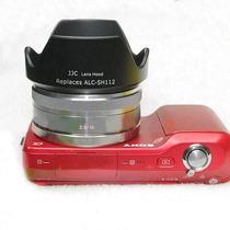 Parasol Sh112 Sony Nex 3 Nex-5 Nex-5n Nex-7 Sel16f28 18-55mm