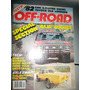 Revista Off Road Eua Testes Pickup Rally Gmc Toyota Baja 4x4