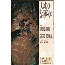 Mangá Lobo Solitário Nº2 Ed. Sampa