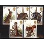 Ms0119 - Reino Unido - Selo De Série - Animais Diversos