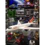 Miniatura Avião Gol Réplica Original Fricção Com Som De Vôo
