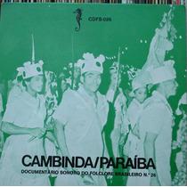 Docomentário Sonoro Folclore Brasileiro N.26 Compacto Vinil