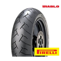 Pneu Pirelli Diablo 180 Cbr Srad R6 Xj6 Bandit Hornet Cb1000