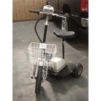 Triciclo Elétrica 500w 48v ( Fox Bike )