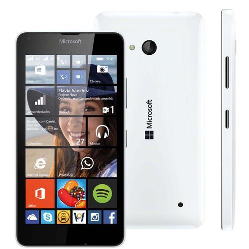 Smartphone Microsoft Lumia 640 Novo 4g Quad Core Tela 5