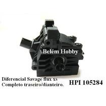 Hpi Diferencial Savage Flux Xs Hpi -105284 Novo -belém Hobby