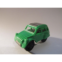 Kinder Ovo-carro Verde - ( K 95 Nº 113) - ( L 54)