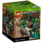 Lego 21102 Minecraft Micro World Original - Pronta Entrega