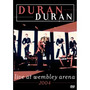 Duran Duran - Live At Wembley Arena 2004 - Dvd Novo