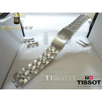 Pulseira De Aço Tissot Prc200 T17. - Original