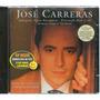 Cd José Carreras Amigos Para Siempre - Raro
