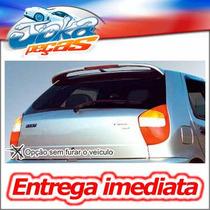 Palio 01/03 - Aerofolio Top-line 30 Leds Preto Tg Poli 04094