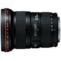 Lente Canon 16-35mm Ef F2.8l Ii Usm ( Zoom Grande Angular )