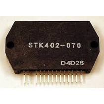 Stk 402-070 / Stk 402 - 070 / Stk402-070 Original - Chip