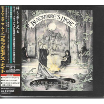 Blackmores Night Shadow Of Moon 1997 Cd(ex/ex+)obi(jap)impor
