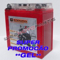 Bateria Gel P/ Moto Xtz 125 Crypton 105 Hunter 90 Promoção